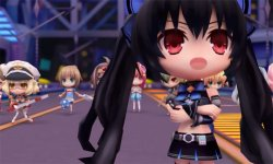 Noire Gekishin Black Heart head