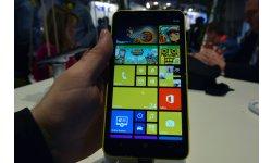 Nokia Lumia 1320 hands on