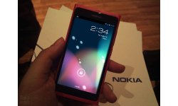 nokia n9 portage android jelly bean demo