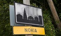 Nokia panneau