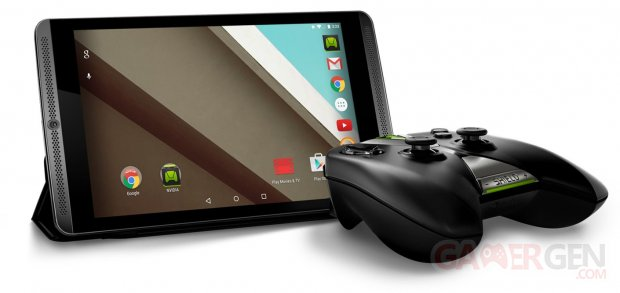 NV SHIELD Tablet Lollipop wController