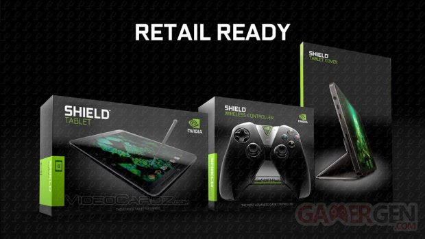 NVIDIA SHIELD Tablet 8