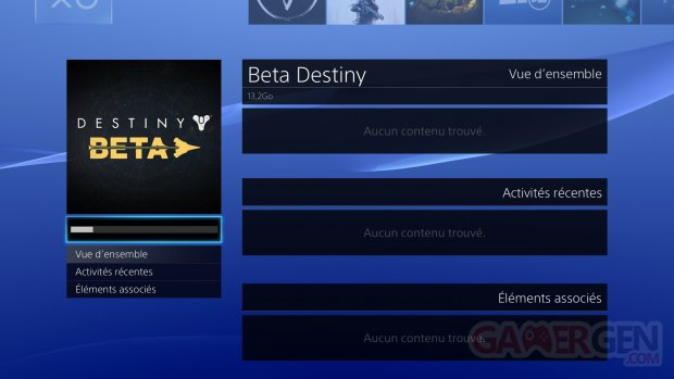 obtenir code destiny beta