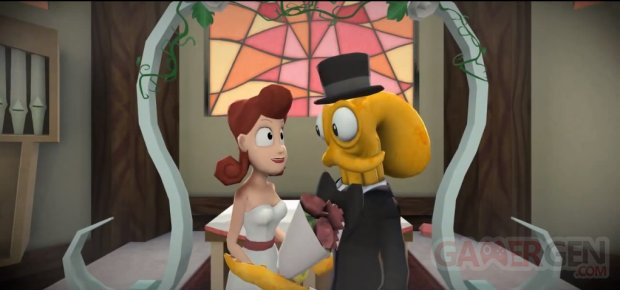 Octodad Marriage