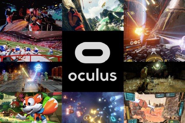 Oculus Rift family games