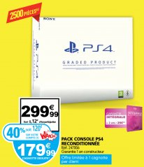 Offre PS4 Waaoh