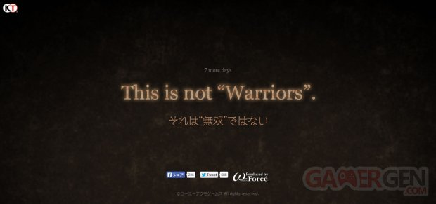 Omga Force 29 07 2015 This is not Warriors