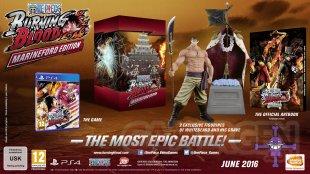 One Piece Burning Blood marineford edition 1