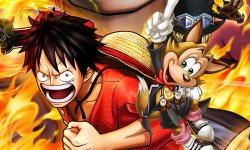 One Piece pirate Warriors 3 famitsu