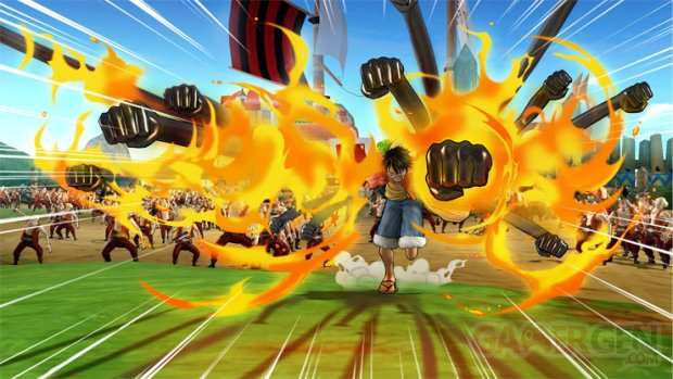 One Piece Pirate Warriors 3 image screenshot