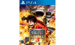 One Piece Pirate Warriors 3 jaquette PS4 ps3 psvita (3)