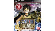 One Piece  Pirate Warriors Treasure Edition jaquette 29.11.2013