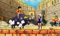 One Piece: Super Grand Battle! X - Date de sortie japonaise, bonus, jaquette héroïque et nouvelles images