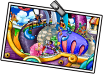 One Piece Super Grand Battle X 28 07 2014 screenshot 3