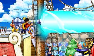 One Piece Super Grand Battle X 28 07 2014 screenshot 6