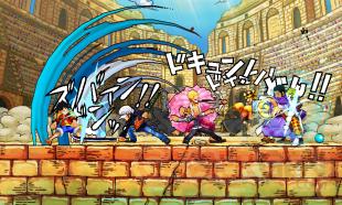 One Piece Super Grand Battle X 28 07 2014 screenshot 7