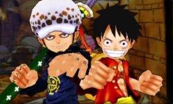 One Piece Super Grand Battle X head
