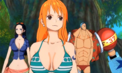 One Piece Unlimited World Red 15 09 2013 head