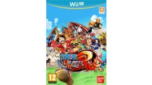One Piece Unlimited World Red jaquette wii u