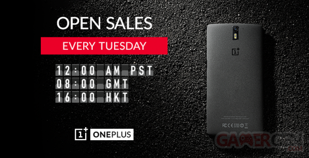 oneplus one open sales
