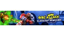 orc attack bannière