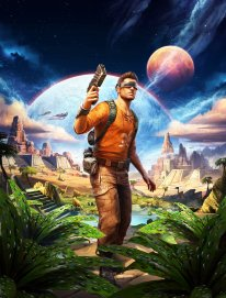 OUTCAST Second Contact KeyArt#1