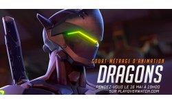 Overwatch Animated Short Dragons Genji
