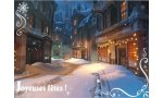Overwatch : Blizzard officialise l'évènement de Noël