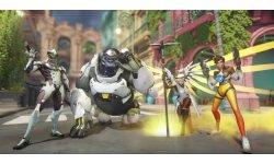 Overwatch : les Héros affrontent La Griffe et Maximilien dans une bande-annonce pour l'Avis de Tempête