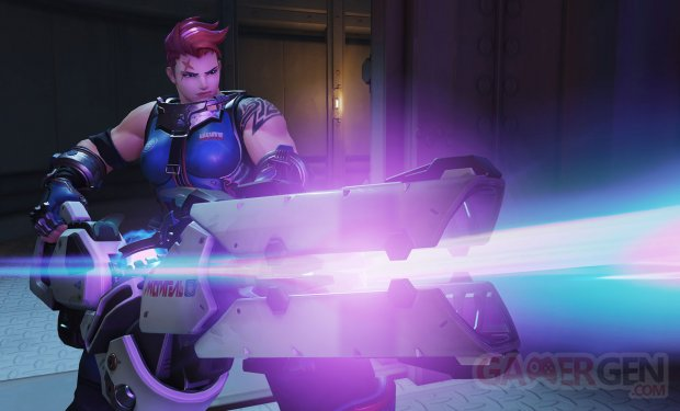 Overwatch   images Mcree Zarya (07 03 2015) 4