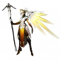 Overwatch mercy presskit