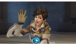 Overwatch Tracer waving header