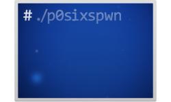 p0sixspwn jailbreak iOS 6 1 3