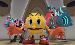 Pac Man Aventures Fantome 2 head