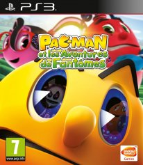 Pac Man & les aventures de fantômes PS3