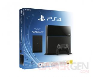 pack bundle ps4 playstation tv