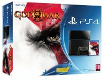 Pack PS4 god of war