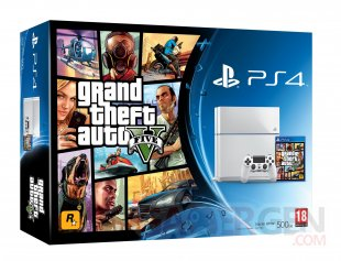 Pack PS4 GTA V (2)