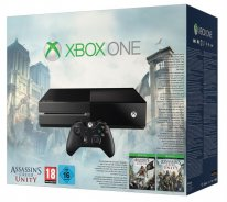 pack Xbox One Assassin's creed unity et black flag