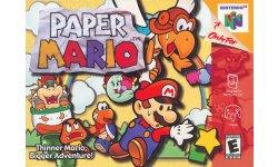 Paper Mario 64 jaquette