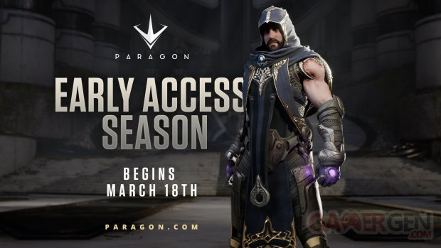 Paragon screenshot Early Access