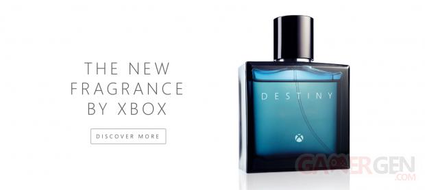 Parfum Destiny Xbox