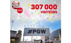 Paris Games Week 2015 affluence