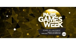 Paris Games Week Soiree lancement 2015.