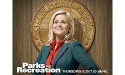 Parks And Recreation poster 1