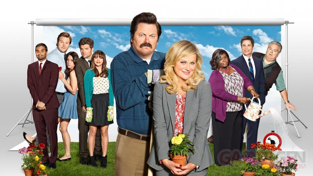 Parks And Recreation poster 2