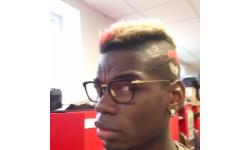 Paul Pogba coiffure Poke?mon