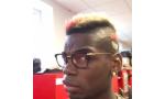 INSOLITE - Quand Paul Pogba se fait une nouvelle coiffure façon Pokéball