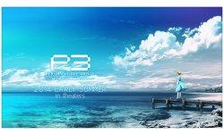 Persona 3 Movie 2 artwork
