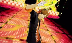 Persona 4 Dancing All Night head